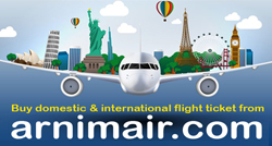 Mauritius Air Ticket from Bangladesh