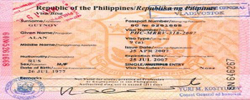 Philippine Visa from Dhaka, Philippine Visa Aprroval from Dhaka