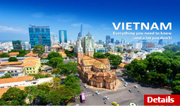 Vietnam Tour Package from Bangladesh