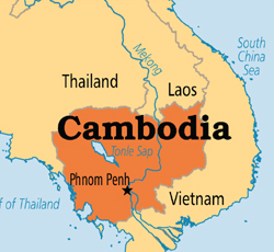 Cambodia Visa Assistance Arnim Holidays Sdn Bhd Authorized - Cambodia visa for us citizens dc embassy map